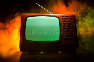 Old-vintage-red-tv-white-noise-dark-toned-foggy-background-retro-old-television-reciever-no-signal-old-vintage-red-tv-153154163